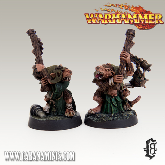 Plague Censer Bearers