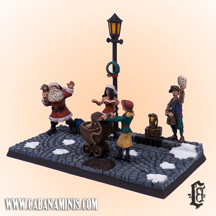 Christmas Diorama 2