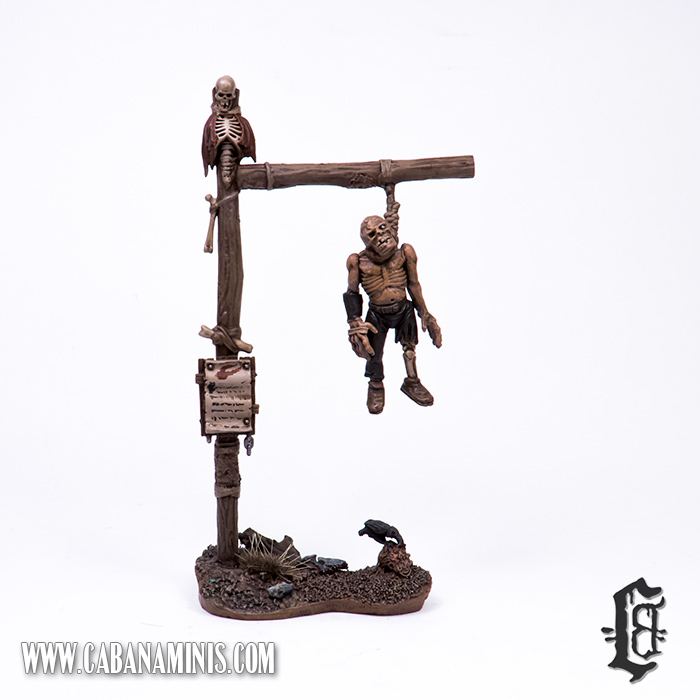 The Dead: Hanged Man #1