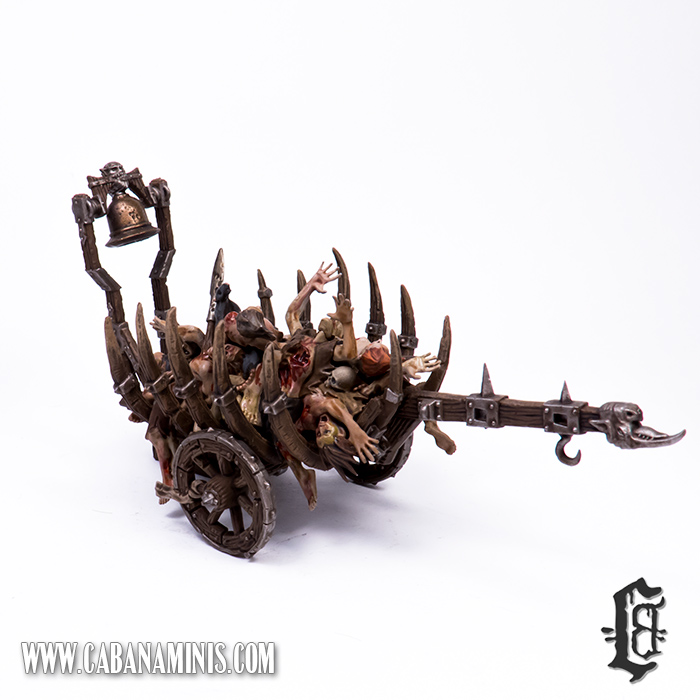 Plague Cart #1