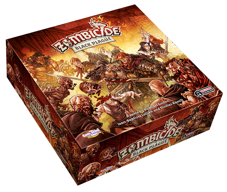 Zombicide - Black Plague Box