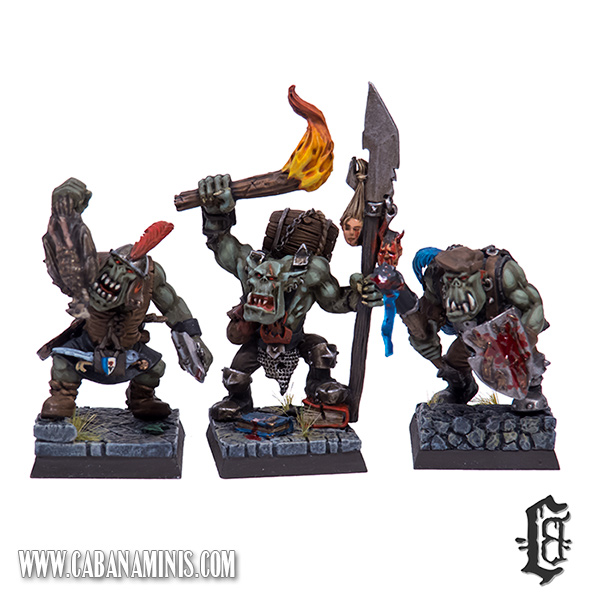 Orc Warband - Raiders #1