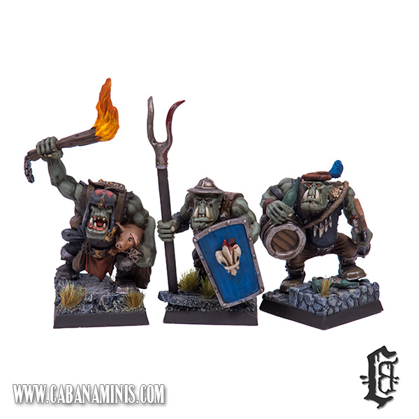Orc Warband - Raiders #2