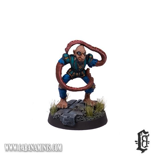 Tentacle Mutant 3