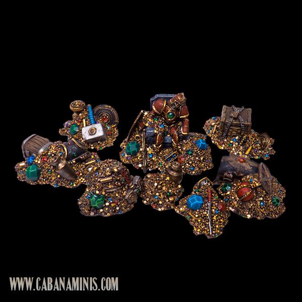 Ristul's - Cursed Treasure Set 1