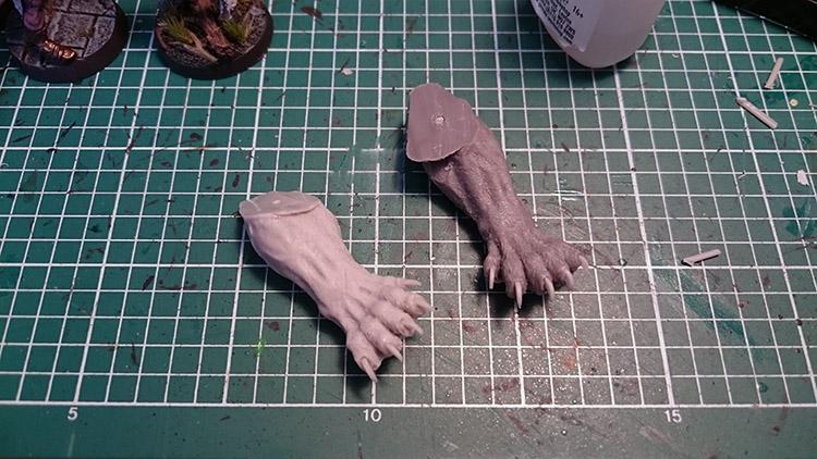 Monstrous Toe Nails 1