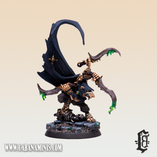 Deathmaster Snikch