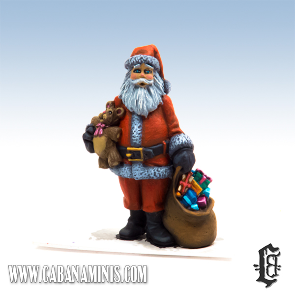 Santa Claus - Christmas Diorama 2016
