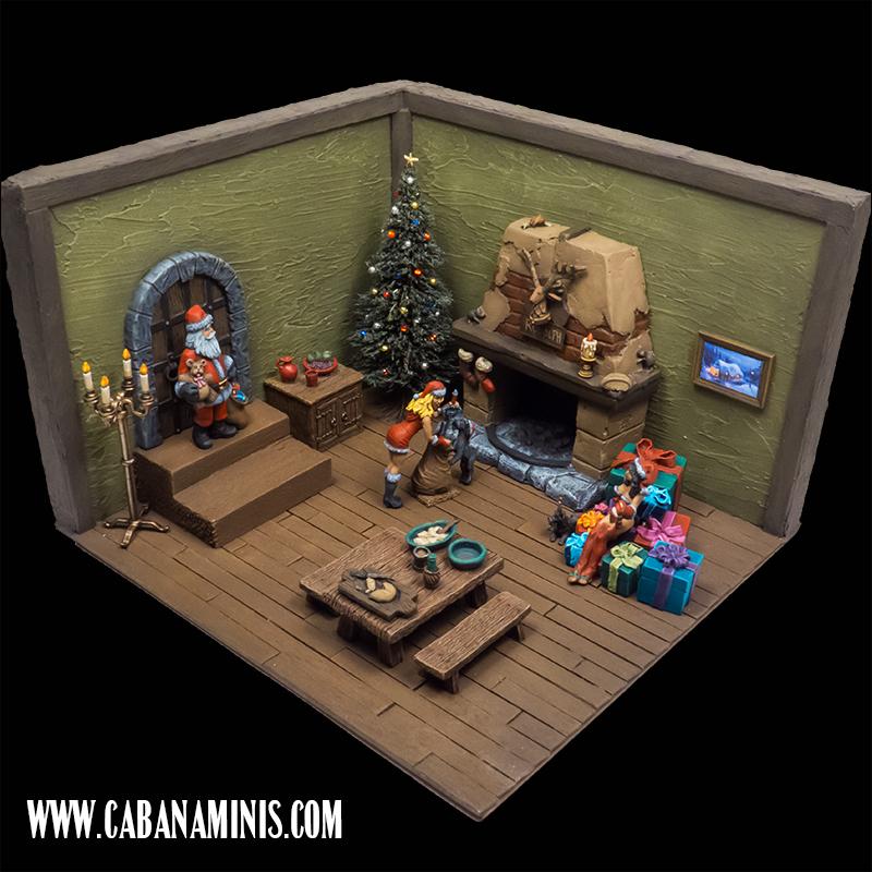 Christmas Diorama 2016