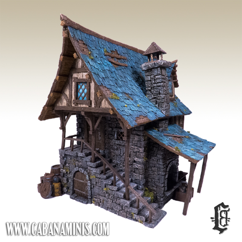 2nd Edition Blacksmith's Forge