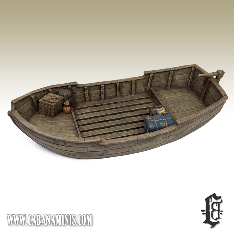 Medium Freebooter Boat