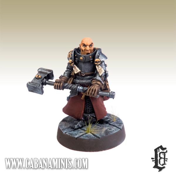 Sigmar Warrior Priest