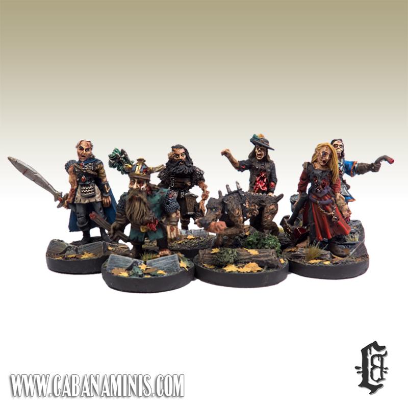 Mordheim Zombies