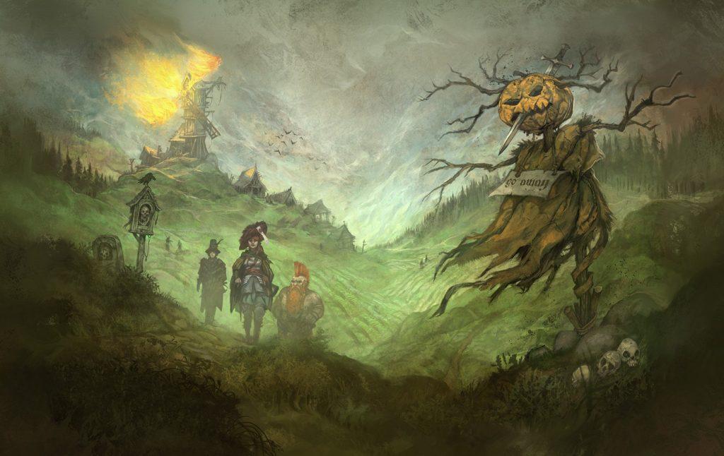 WFRP Scarecrow