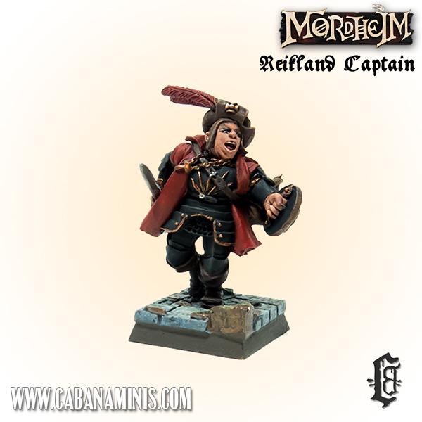 Mordheim: Reikland Captain