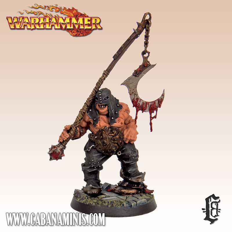 Bragg the Gutsman - Ogre Butcher