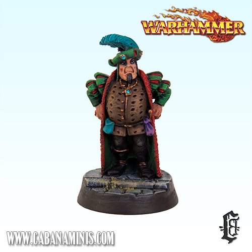 Warhammer Merchant - Noble