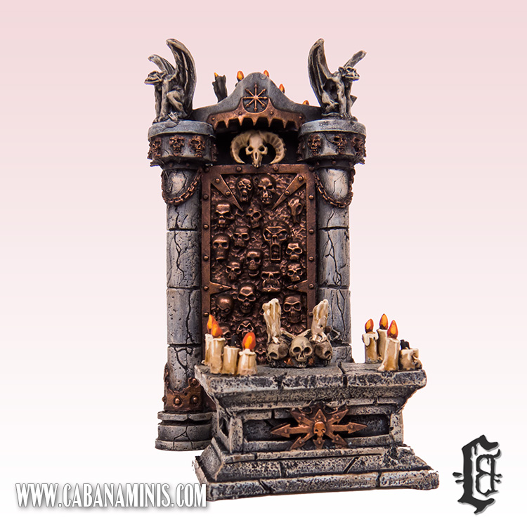 Chaos Shrine & Altar