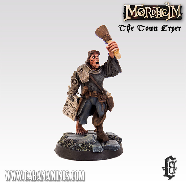 Mordheim: Town Cryer