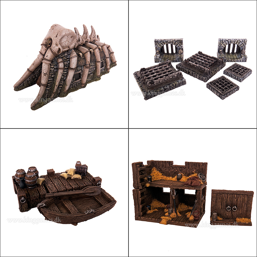 Dungeon Accessories Archives - CabanaMinis