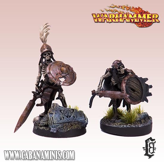 Warhammer: Undead Skeletons
