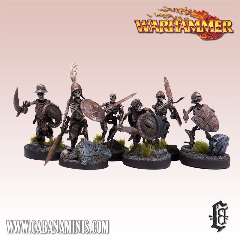 Warhammer: Undead Skeletons 1