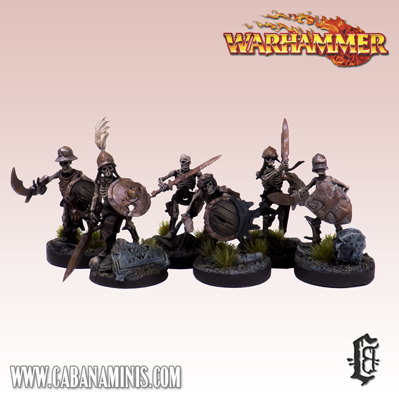 Warhammer: Undead Skeletons 2