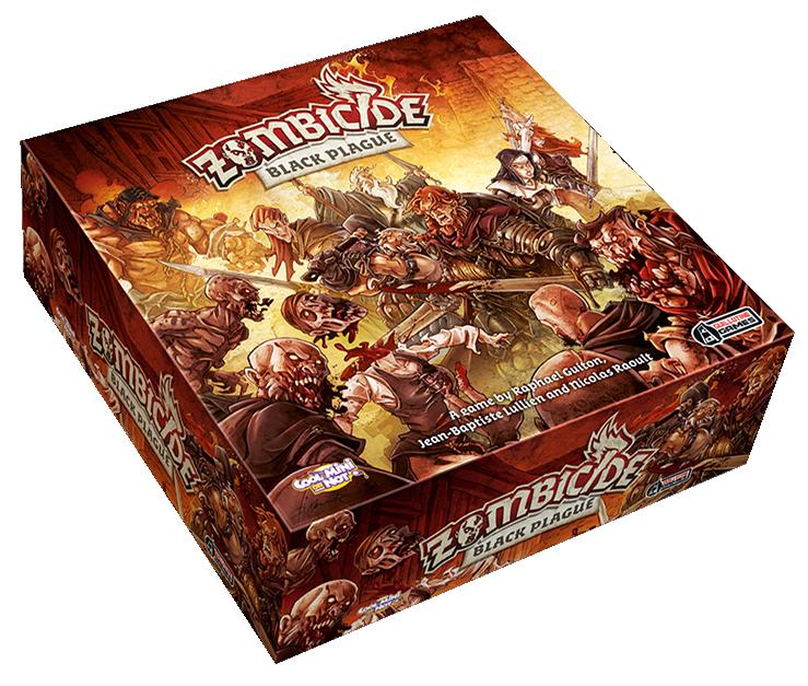 Zombicide - Black Plague Box