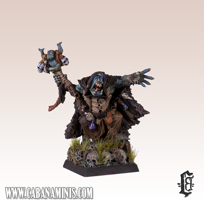Avatars of War: Orc Shaman #1