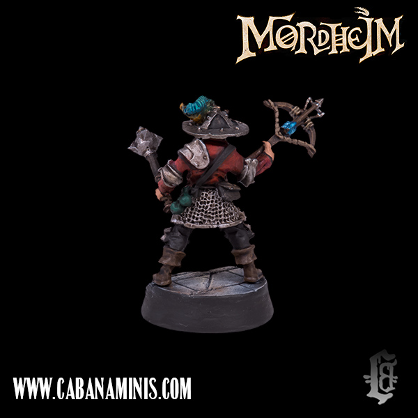 Mordheim: Reikland Captain on Foot #2