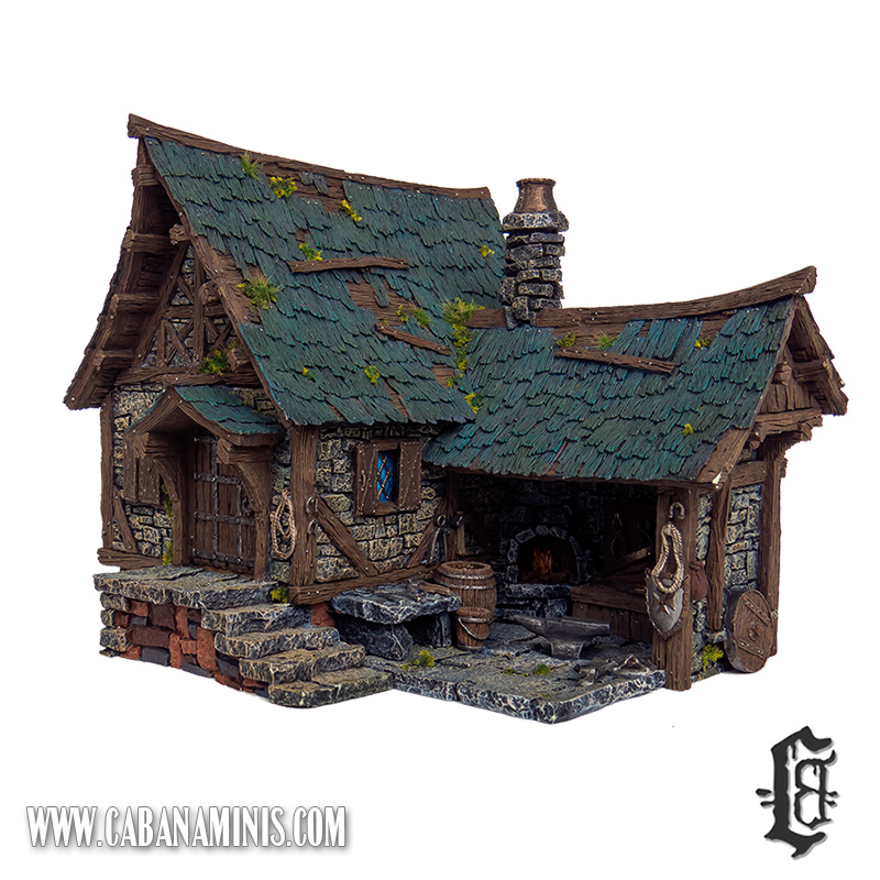 Tabletop-World Blacksmith