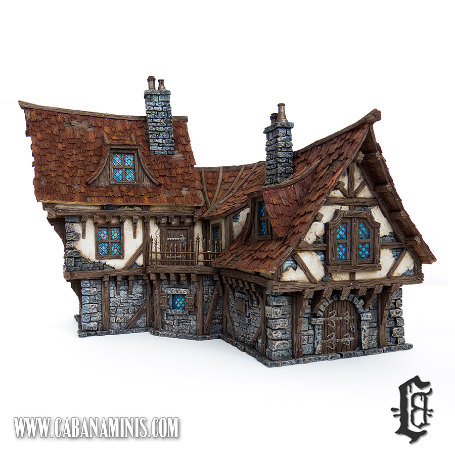 Coaching Inn - Tabletop-World #1