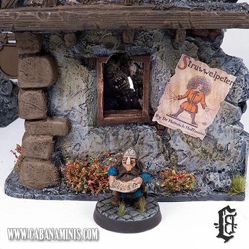 Orc Warband - Dwarf Hunt