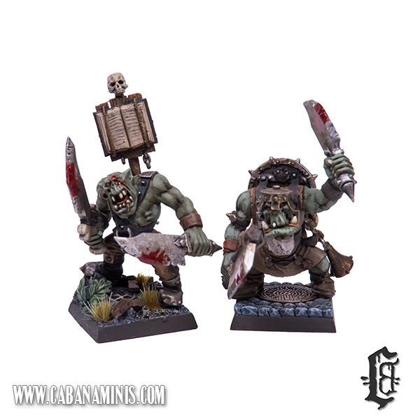 Orc Warband - Raiders #4