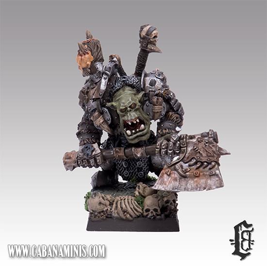 Mordheim: Orc Warboss