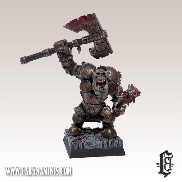Orc Warband - Bigun 1