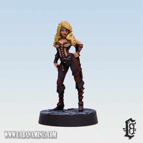 Female Assassin 1