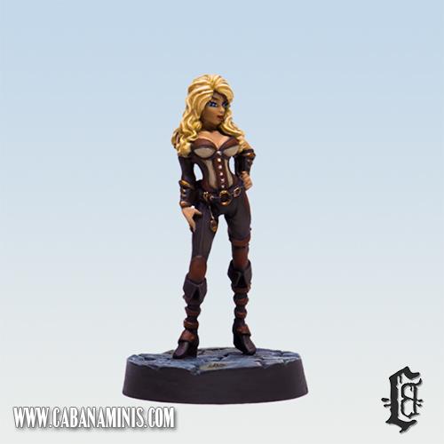 Female Assassin 2