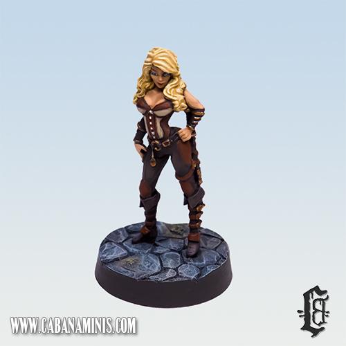 Female Assassin 3