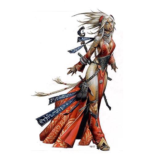 Seoni Iconic Sorceress 2