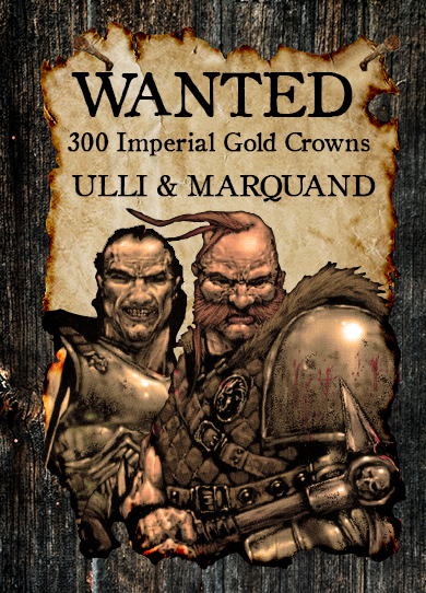 Ulli & Marquand Poster