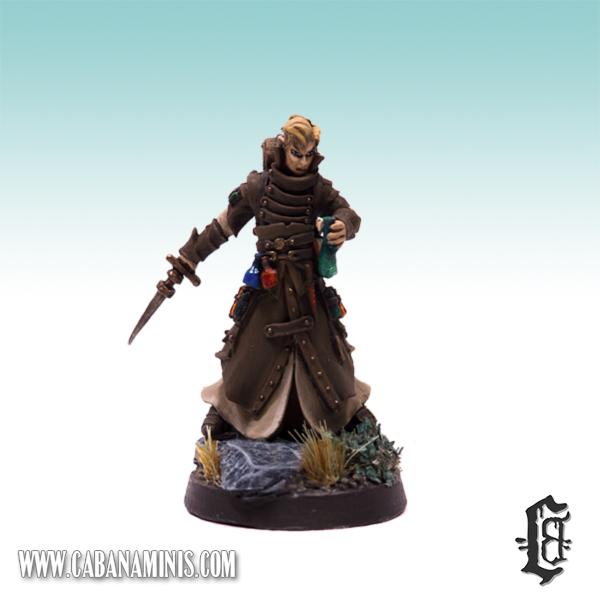 Damiel the Alchemist
