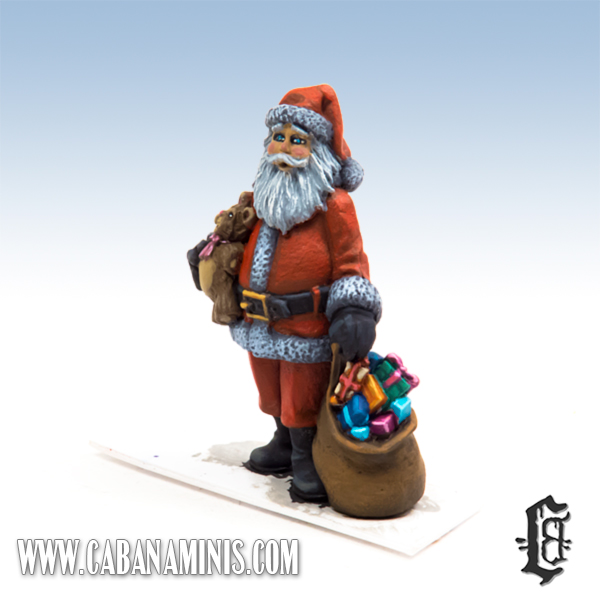 Santa Claus - Christmas Diorama 2016 #2