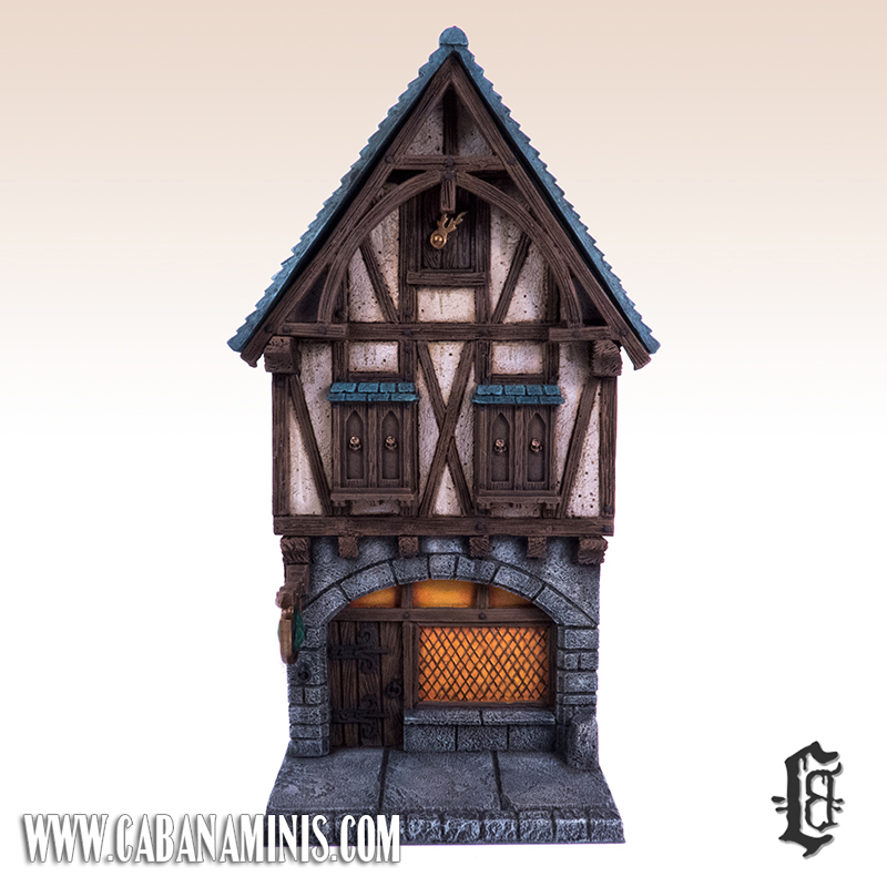 Tavern House Front