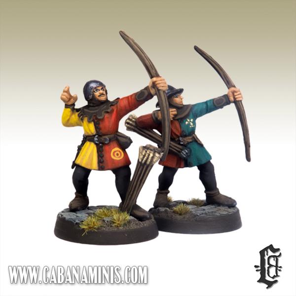 Bretonnia Archers