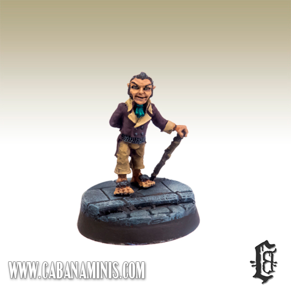 Halfling Dungeons and Dragons