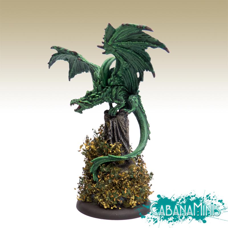 Dragon - Green