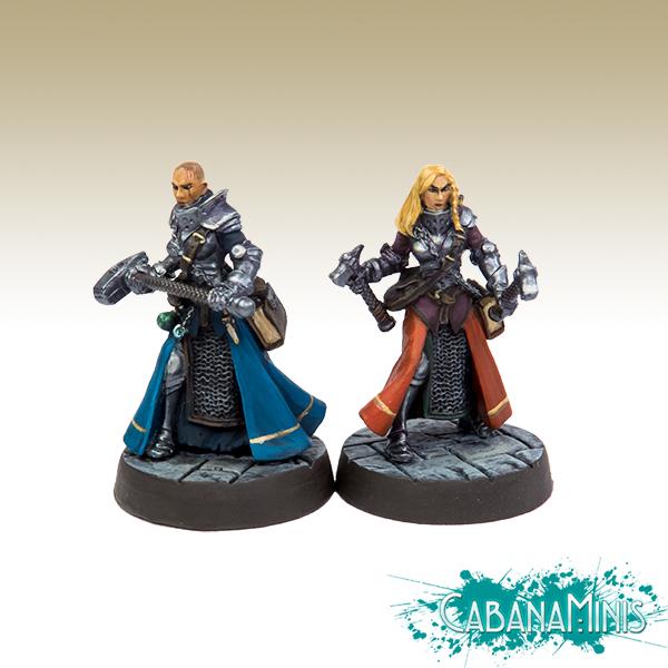Warrior priests
