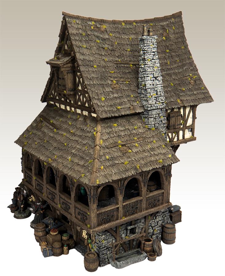 CabanaMinis - Painted Miniatures, Terrain & Dungeon Accessories